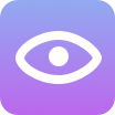 Small icon of an eye.